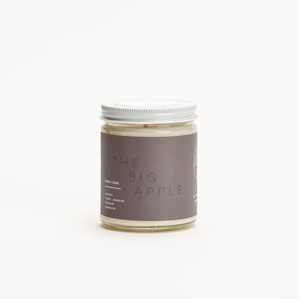 The Big Apple Inspired Candle