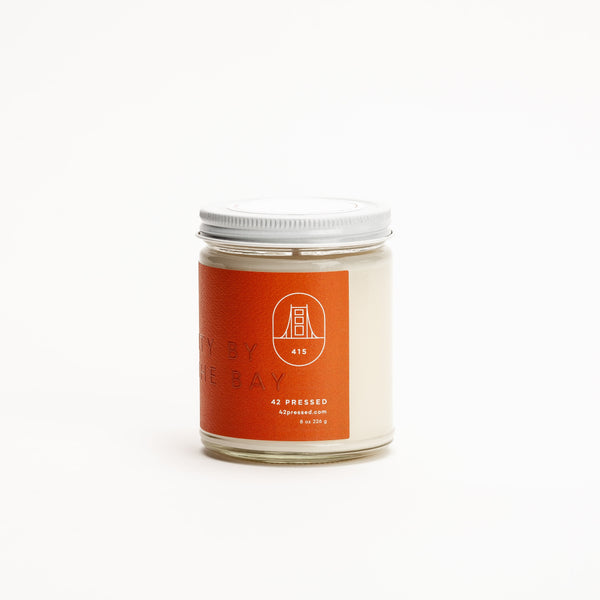 San Francisco Inspired Candle