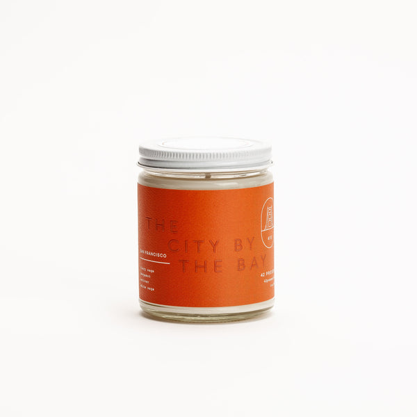 The City by the Bay Scented Candle