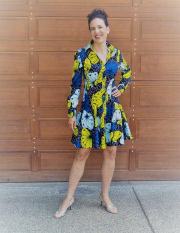 The Petticoat Lane Shirtdress