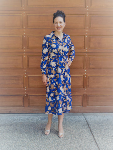 The Angel Place Shirtdress