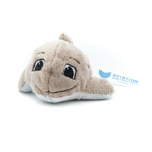 Peluche anti-stress Avion Aviation Sans Frontières