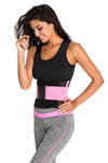 Pink Sweat Sports Belt  | Oh My Waist