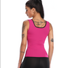 Pink Neoprene Sweat Vest | Oh My Waist