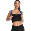 Blue Neoprene Sweat Vest | Oh My Waist