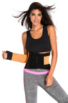 Orange Sweat Sports Belt  | Oh My Waist