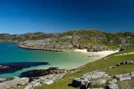 Achmelvich Bay | Scottish Beaches | Ben's Beach