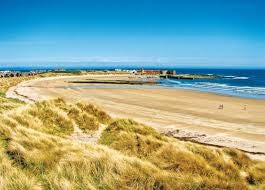 Beadnell Bay, Northumberland, UK - Ben's Beach