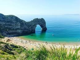 Durdle Door, Dorset, UK, - Ben's Beach
