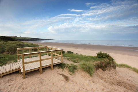 Lunan Bay | Scottish Beaches | Ben's Beach