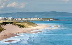 Portrush_Northern Ireland_Ben's Beach
