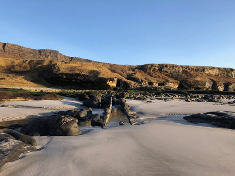 Signing Sands Beach, Port Ellen, Scotland | Scottish Beaches | Ben's Beach