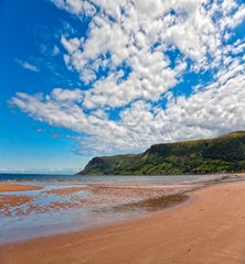 Waterfoot Beach_Norther Ireland_Ben's Beach