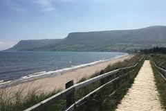 Waterfoot Beach_Northern Ireland_Ben's Beach