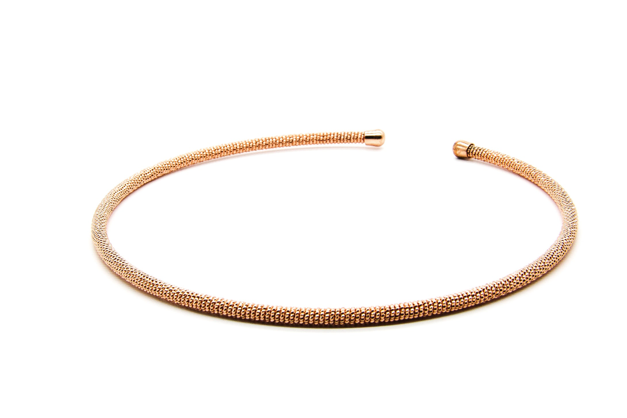 Copper Torque Choker | Beach Jewellery | Ben's Beach