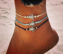 Load image into Gallery viewer, Turtle Anklet | Beach Jewellery | Ben's Beach