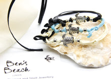 Load image into Gallery viewer, Turtle Anklet Set | Beach Jewellery UK | Ben's Beach