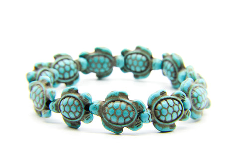 Turtle Family Bracelet | Beach Jewellery | Ben's Beach