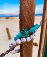 Load image into Gallery viewer, Sea Turtle Charity Bracelet | Save the Turtles | Ben's Beach