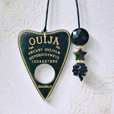 THIS IS HALLOWEEN: Black/Gold Ouija