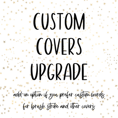 DIGITAL: CUSTOM COVERS UPGRADE