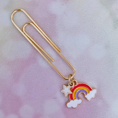 DANGLES: Baby Rainbow Star