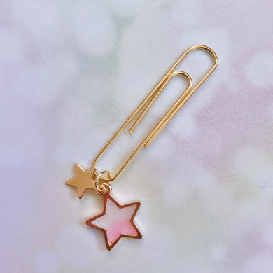 DANGLES: Pink Double Star