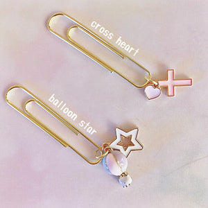 DANGLES: Cross Heart