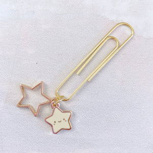 DANGLES: HappieScrappie Kawaii Star
