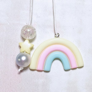 CHARMS: Pastel Candy Rainbow