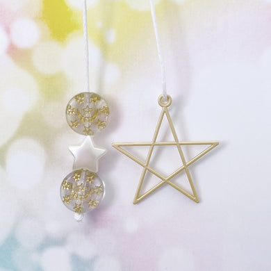 STARSTRUCK: Golden Pentagram