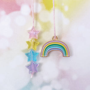SPRING BREAK: Rainbow Stars