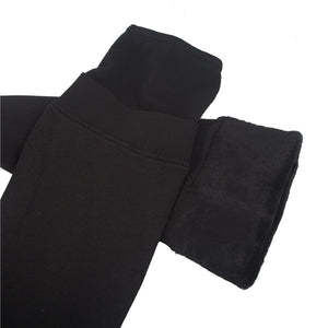 Women maternity winter care belly leggings - Easy2cart.com