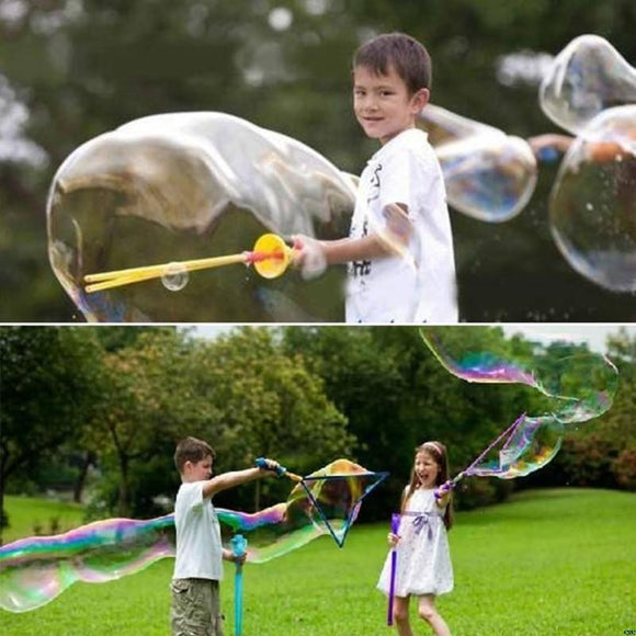 Western sword shape bubble sticks for kids - Easy2cart.com