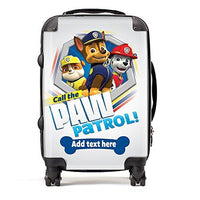 """Call The"" Paw Patrol Trolley Suitcase (Kids)"