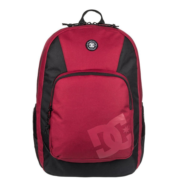 hot sales c5d55 e0f4c DC Shoes The Locker Backpack type casual, 52 cm, 23 liters, Red River
