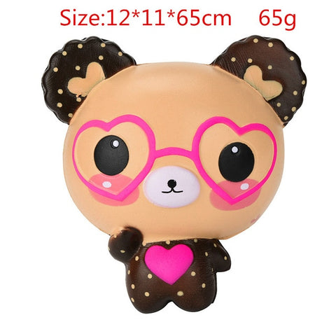 Galaxy Cute Squishy Squeeze Toys