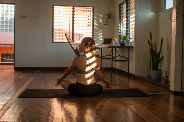 yoga for anxiety management