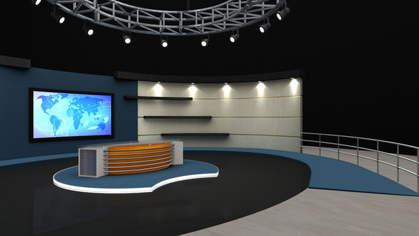 April News VR Set 2 (XPression)