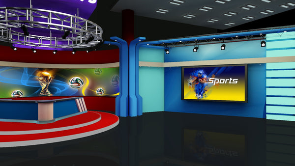 April Sports VR Set 1 (XPression)