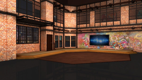 April Talkshow VR Set 1 (XPression)