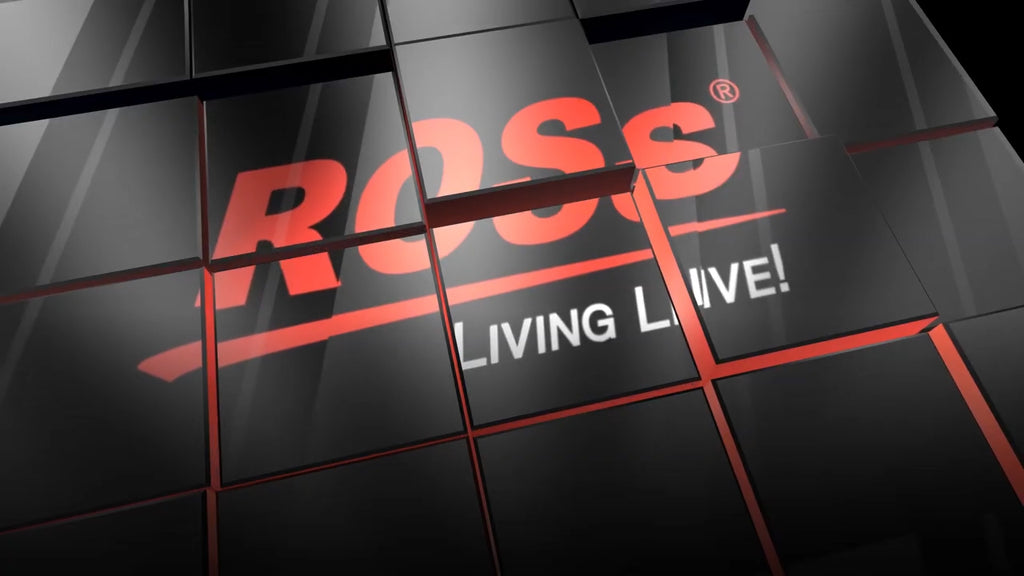 Ross 3D News Graphics (XPression)