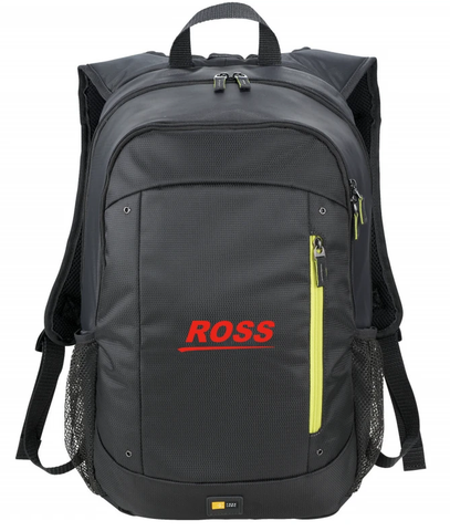 "Ross Case Logic® Jaunt 15"" Computer Backpack"
