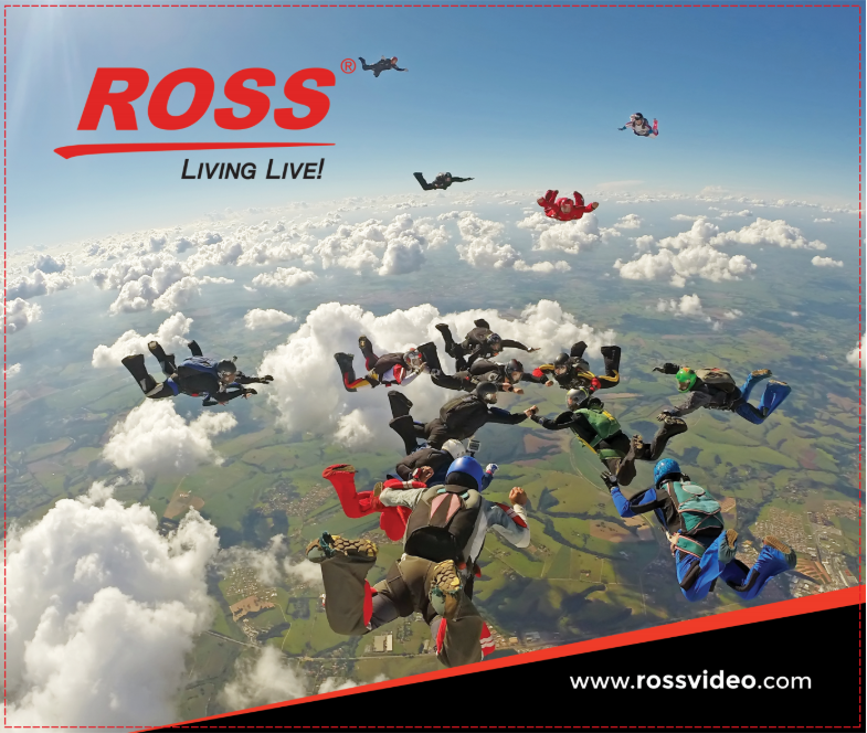 Ross Skydiver Mouse Pad