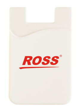 Ross Silicone Phone Wallet