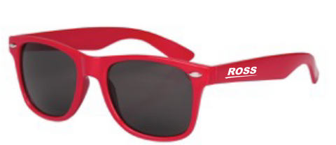 Ross Plastic Sunglasses