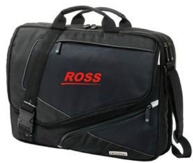 Ross OGIO Voyager Messenger Bag