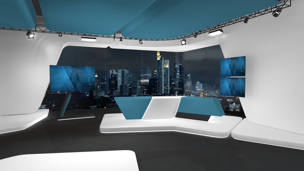 Euro News VR Set (XPression)