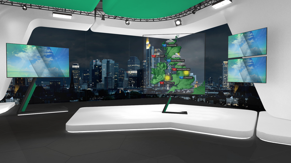 Euro Weather VR Set (XPression)