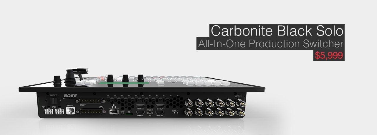 Carbonite Black Solo | All-in-One Model